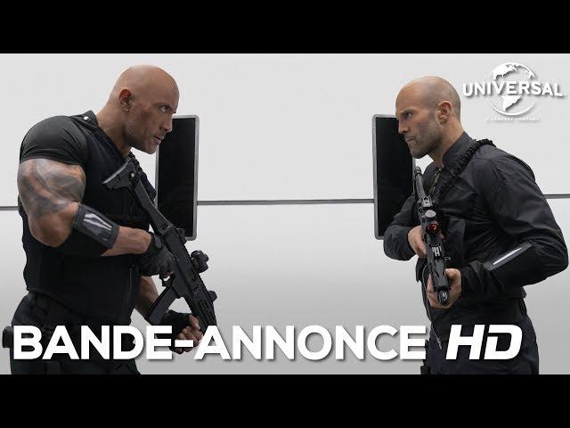 FAST & FURIOUS : Hobbs & Shaw / Bande-Annonce 2 VF (Au cinéma le 7 août)