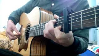Anh mơ về em guitar cover