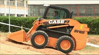 CASE Skid Steers Comparison Presentation.