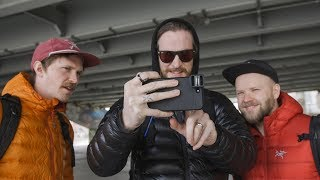 Showing Our Favorite Filmmakers The New Anamorphic Lens  MEGA VLOG