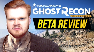 ghost recon wildlands the open world cartel killing experience closed beta review