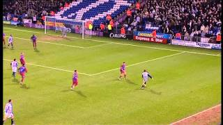West Bromwich Albion 2 Crystal Palace 2