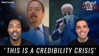Chuck Todd Goes Off On Biden's Handling Of Covid And The US Border