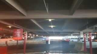 Exit Avis Car Rental McCarran Airport