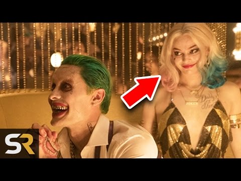 Thumbnail: 10 SUICIDE SQUAD Joker Deleted Scenes That Would Have Changed Everything!