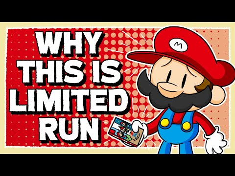 Why Super Mario 3D All Stars Is Limited Edition