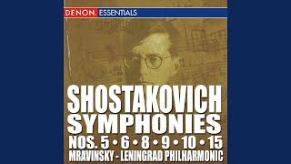 Symphony No. 8 in C Minor, Op. 65: IV. Largo - V. Allegretto