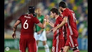 Georgia 3:0  St Kitts & Nevis (Internacional friendly match) 07.06.2017