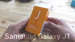 Samsung Galaxy J1 Unboxing & erster Eindruck (ALDI Nord)