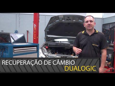 Recuperação de Câmbio Dualogic   FIAT IDEA 2012