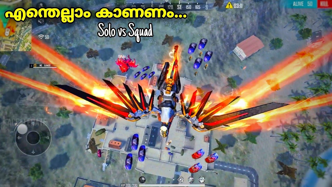 CLOCK TOWER -ൽ കുതിരപ്പുറത്ത് ഇറങ്ങിയപ്പോൾ😱Free Fire GamePlay Malayalam - Garena FreeFire