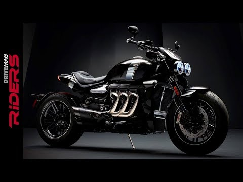 New Triumph Rocket  Revealed - Mind-Blowing | Preview