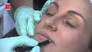Перманентный макияж губ в технике 3D на аппарате и пигментах без оксида железа Swiss Color OS(, 2015-07-09T10:36:46.000Z)