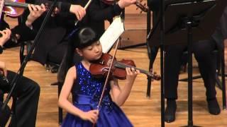 201502_NolraonConcert_SoHyun Ko_Mozart Violin Concerto No.4  1st Mov