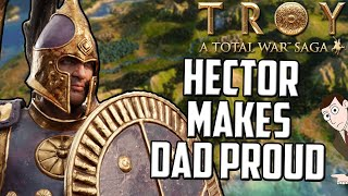 Total War Troy Gameplay The Saga of Hector