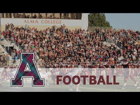 NCAA Division III Football - Alma College vs. Adrian College