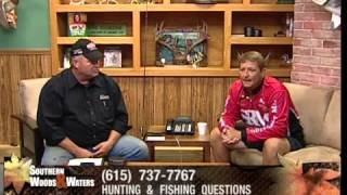 August 30, 2012 Southern Woods & Waters Hunting & Fishing Show with Hugh McNaughten