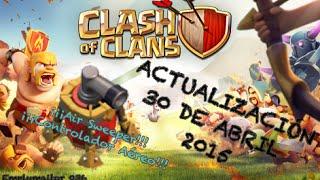 Emplumaitor 036 - Actualización 30 de Abril de 2015 - Sucos Clash of Clans