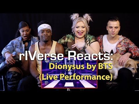 RIVerse Reacts: Dionysus By BTS - Live On Mnet Countdown Reaction