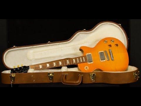 Gibson gary moore les paul standard sn 110531335 youtube - Gibson gary moore ...