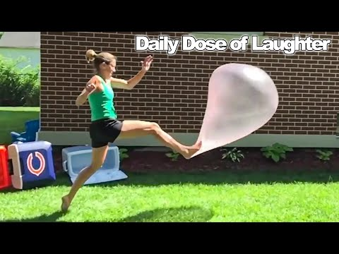 Try Not to Laugh Challenge! Funny Fails 2021 😂   Fails of the Week   Daily Dose of Laughter