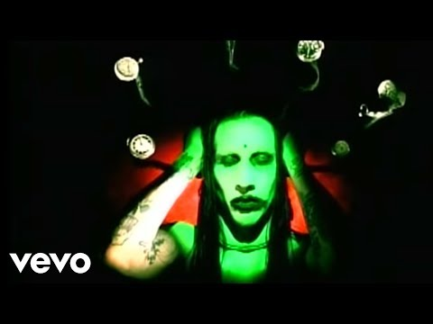 Клип Marilyn Manson - Sweet Dreams (Are Made Of This)