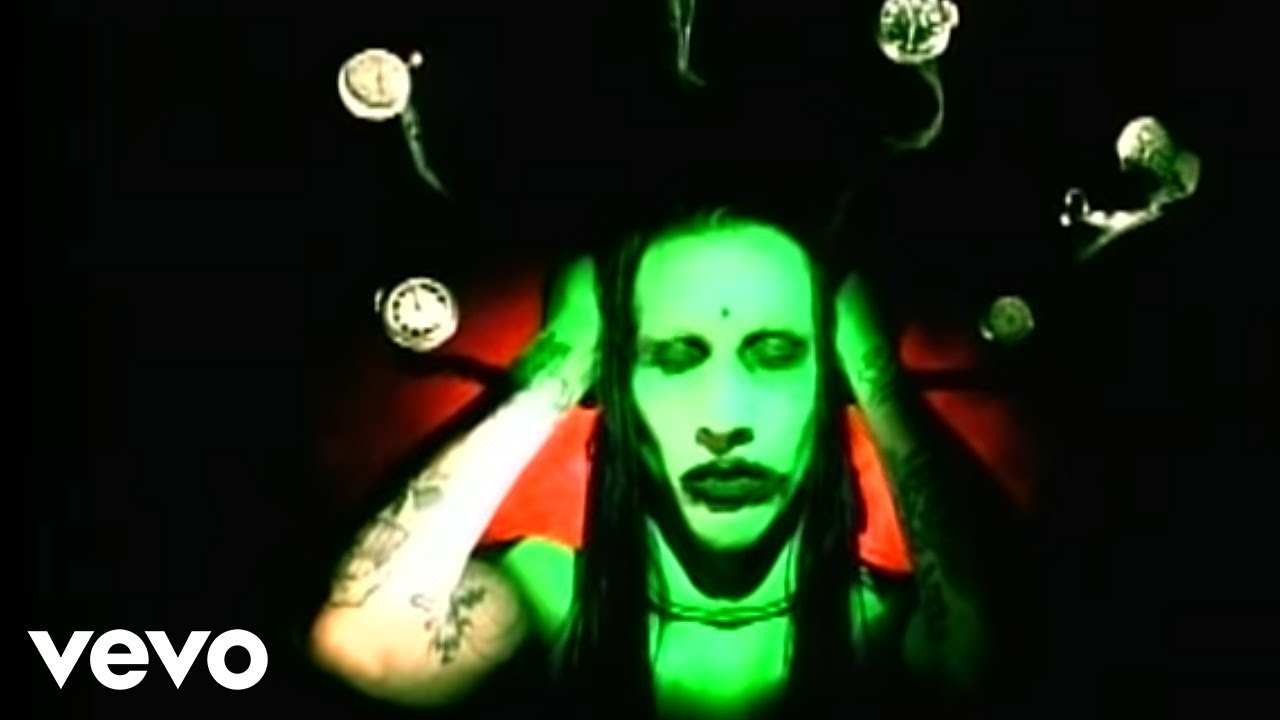 Marilyn Manson Sweet Dreams Are Made Of This Alt Version Youtube