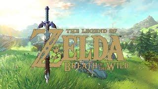 ZELDA Breath of the Wild - Taille de la carte, Un monde gigantesque !