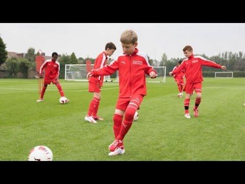 Evan Rotundo  10 Year Old  One to watch  Soccer Skills