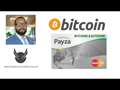Payza Cash out Bitcoins & Altcoins to Prepaid Master Card [No longer functioning!]
