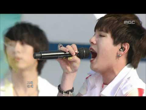 FTIsland - Hello Hello, 에프티아일랜드 - 헬로 헬로, Music Core 20110604