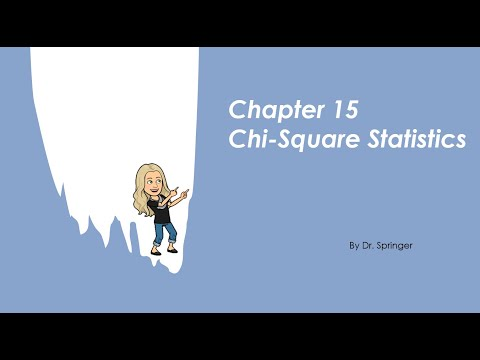 Chapter 15 Chi Square