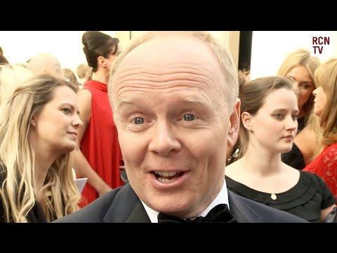 Jason Watkins Interview BAFTA TV Awards 2015