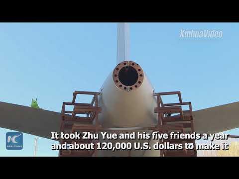 """DIY an """"Airbus 320"""""""