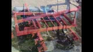 Moje maszyny rolnicze