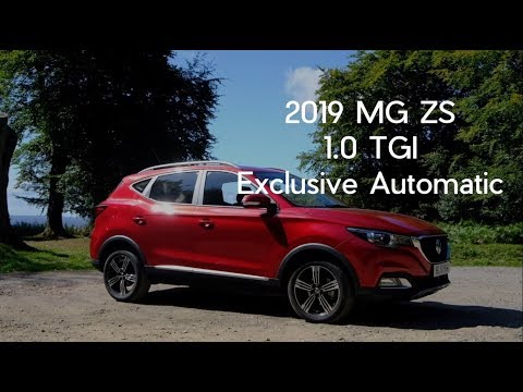Tweed Jacket Reviews: 2019 MG ZS 1.0 TGI Exclusive Automatic - Lloyd Vehicle Consulting