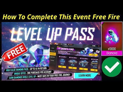 How To Get Free 800 Diamonds In Level Up Pass Event |How To Get Free Jai Character In Free Fire Game from YouTube · Duration:  3 minutes 18 seconds
