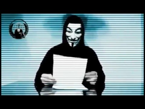 Anonymous   Message To The American People 2016