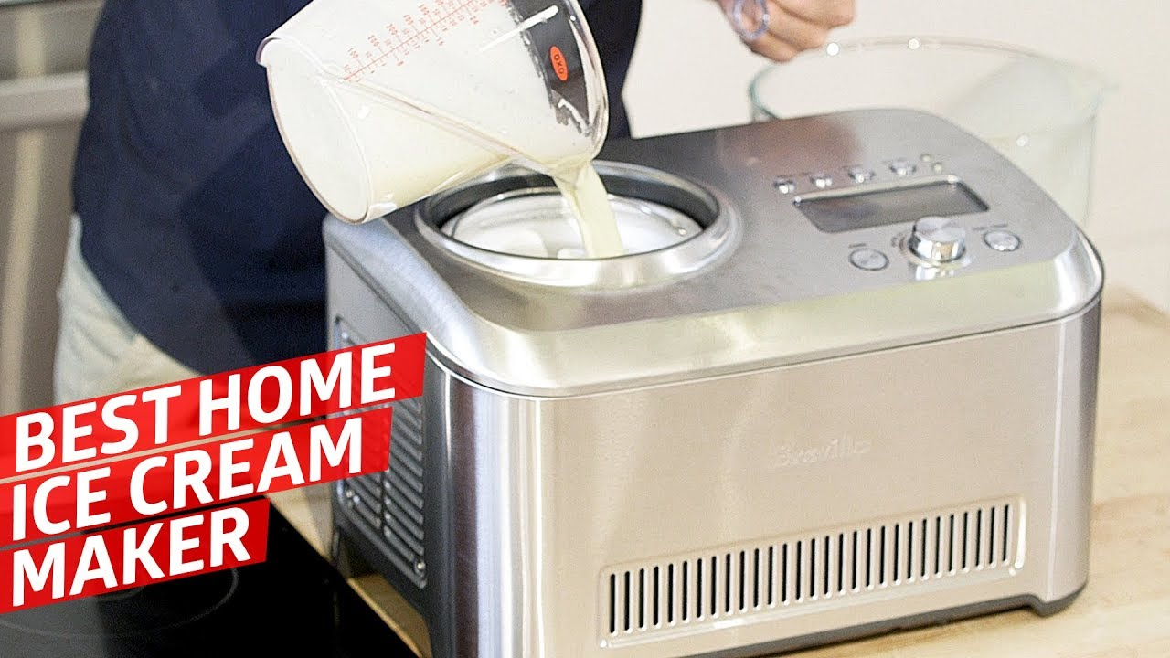 Is The Most Expensive Home Ice Cream Maker Actually The Best You