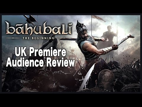 Bahubali | UK Premiere | Audience Review | London | Prabhas | Rana Daggubati | Anushka Shetty