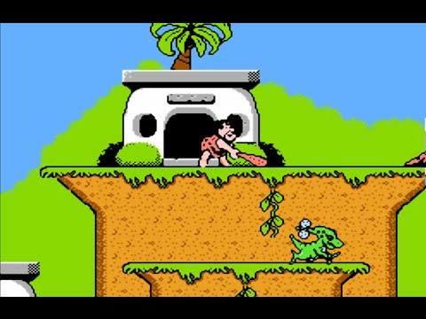 NES Longplay #54: The Flintstones: The Rescue of Dino and Hoppy