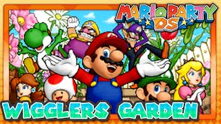 Mario Party DS - Wiggler