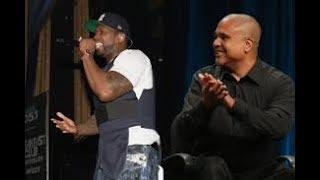 50 Cent Threatens To Put Hands On Irv Gotti: I Will Slap You
