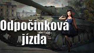 World of Tanks STREAM- ❄️Odpočinkové drandění! ❄️
