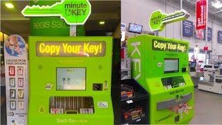ATM Automatic KEY maker machine