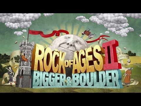 Rock of Ages 2: Bigger & Boulder - Rock & Roll