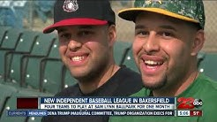 New independent baseball league coming to Bakersfield