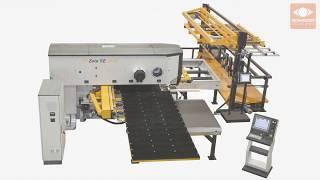 TP ZETA SE Sheet loading & unloading auto system
