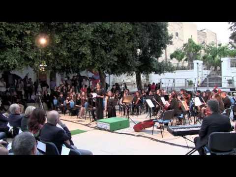 """Liceo Statale """"Vito Fazio Allmayer"""" Alcamo, Festival Giovanile per la Pace"""