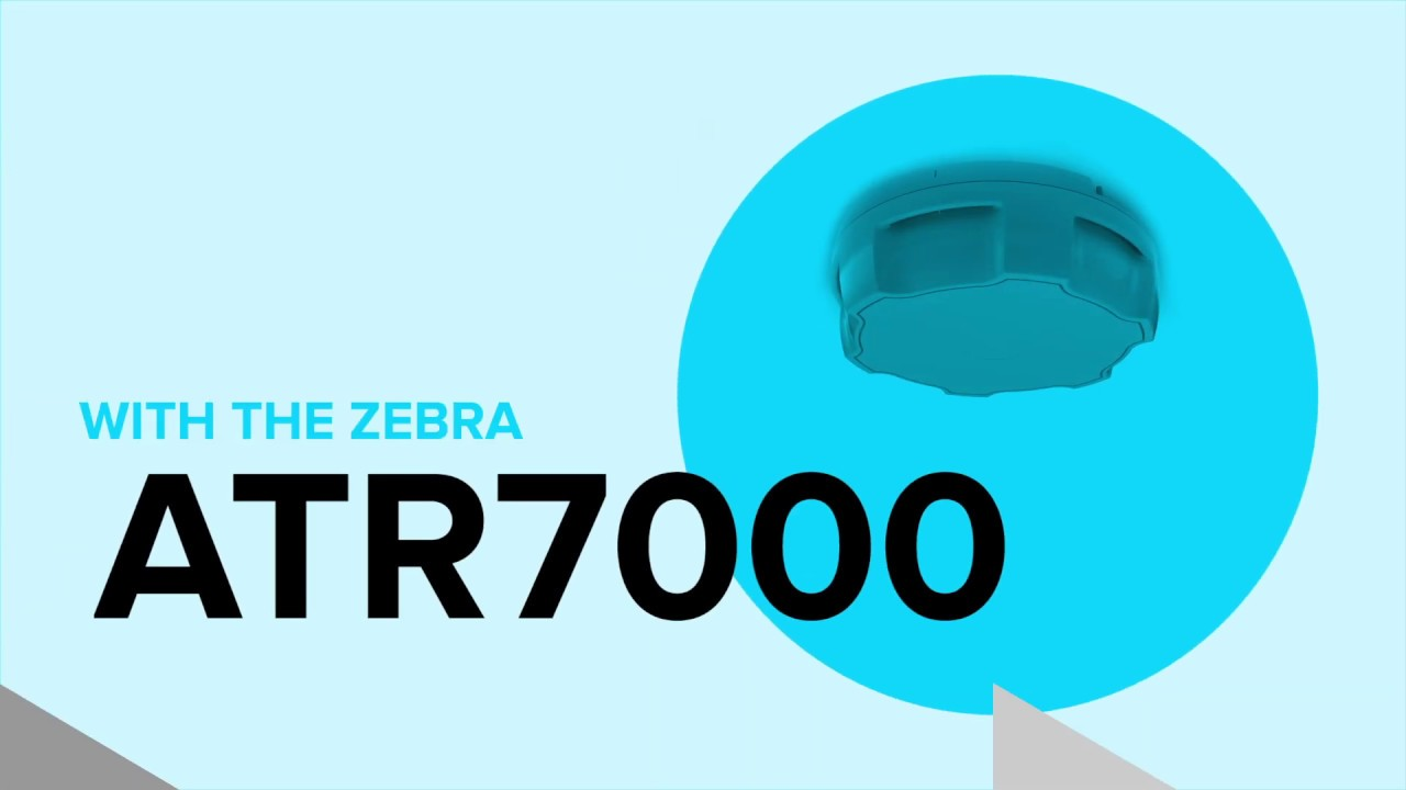 Zebra's New ATR7000 Reader - RFIDPros, A Division of RMS Omega